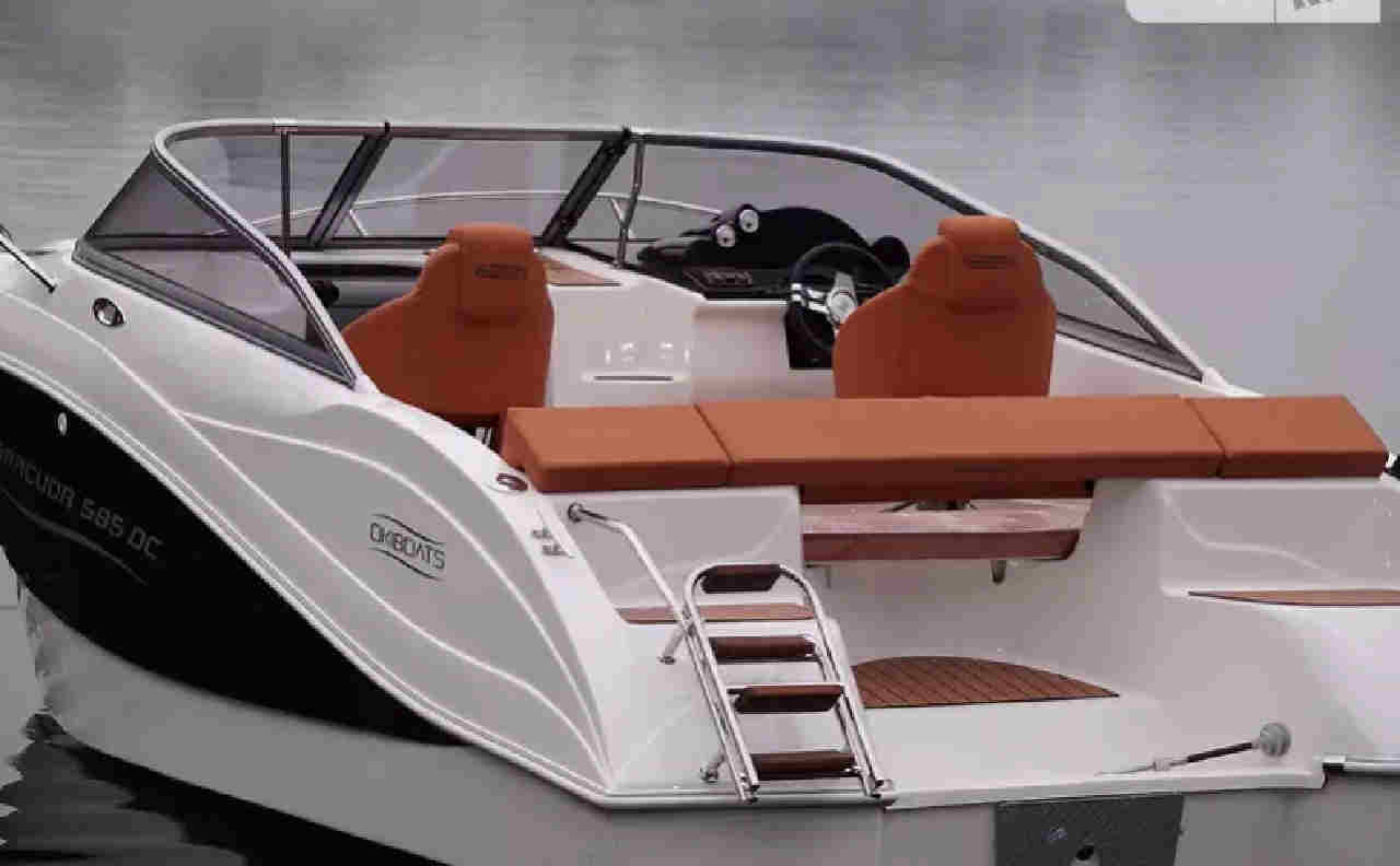 Oki Boats Barracuda 585